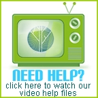 Watch our Video Help Hiles.